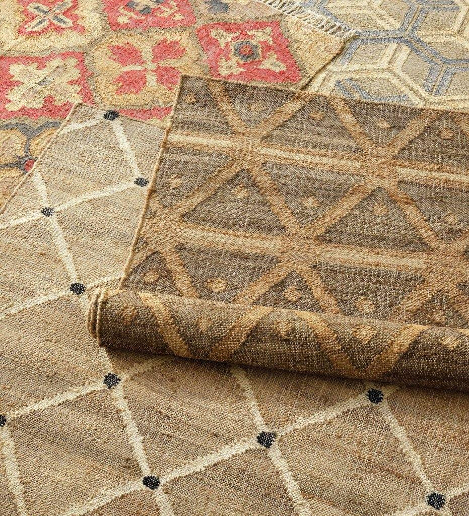 lifestyle, Dash and Albert Rumi Woven Jute Rug