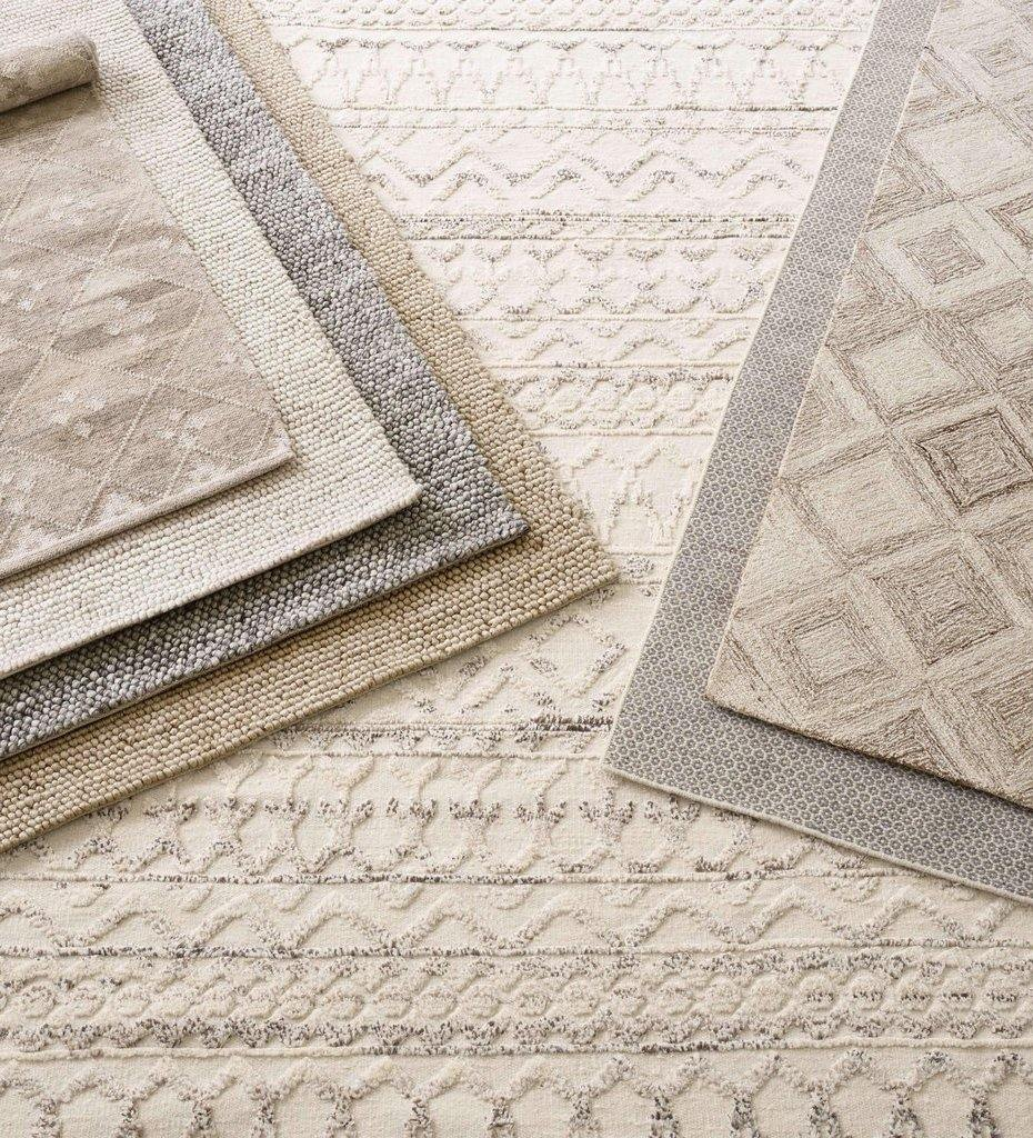 lifestyle, Dash and Albert Venus Hand Knotted Wool Rug