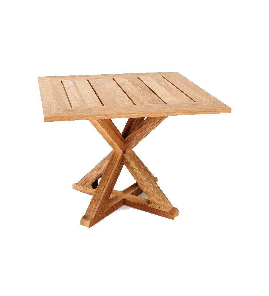 Oasiq | Outdoor | Limited 400 Dining Table - Square | Teak
