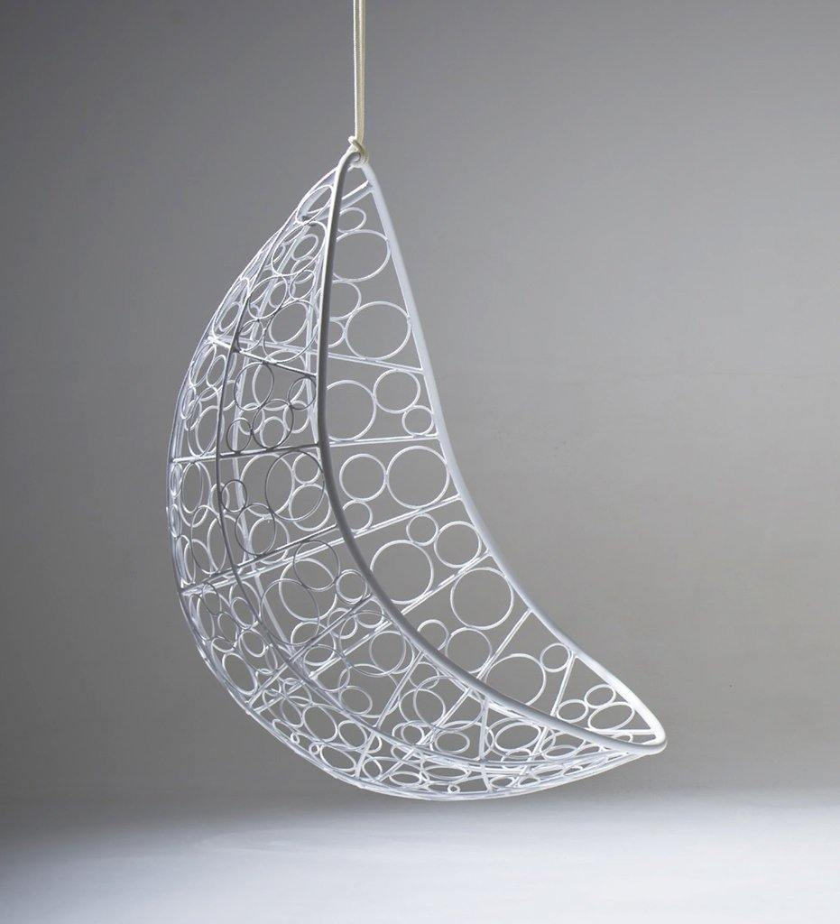 Studio Stirling Nest Egg Circles Hanging Swing Chair