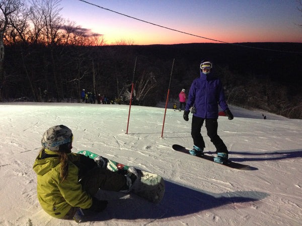 OFSAA Snowboard Coaching Sessions