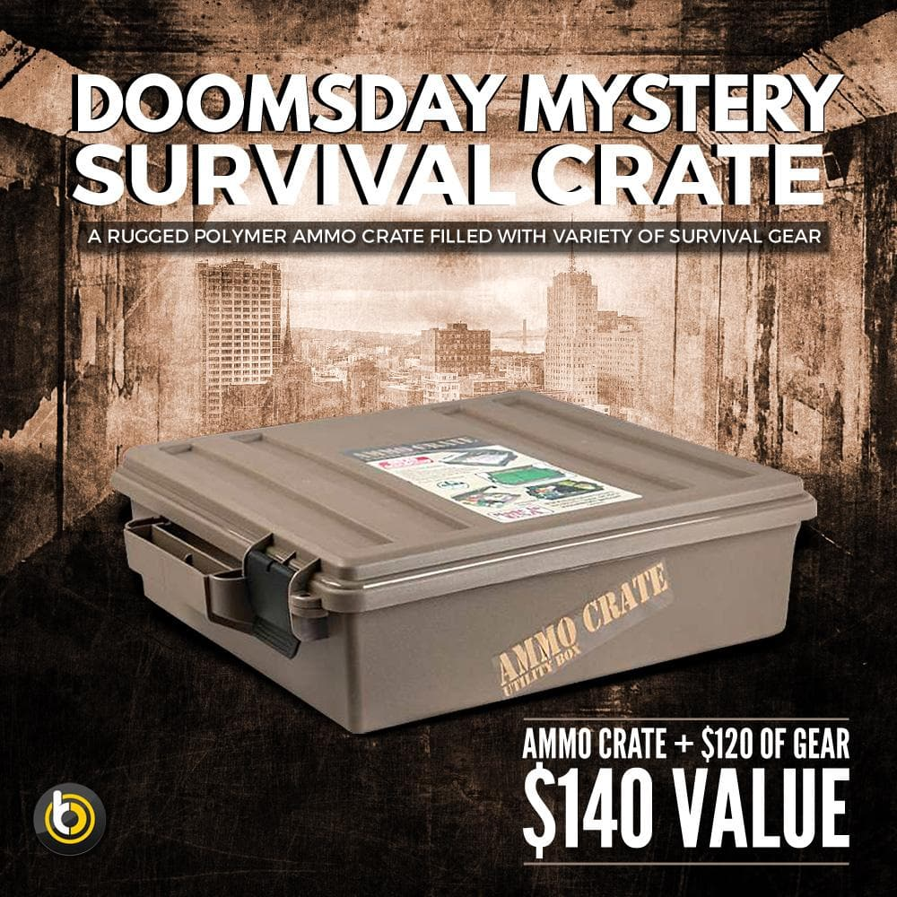 Doomsday Mystery Crate - Blade City