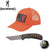 Browning Cap & Knife Combo - Orange - Blade City