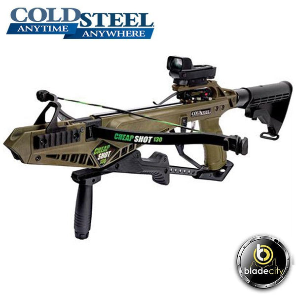 Cold Steel Cheap Shot 130 Crossbow-Blade City