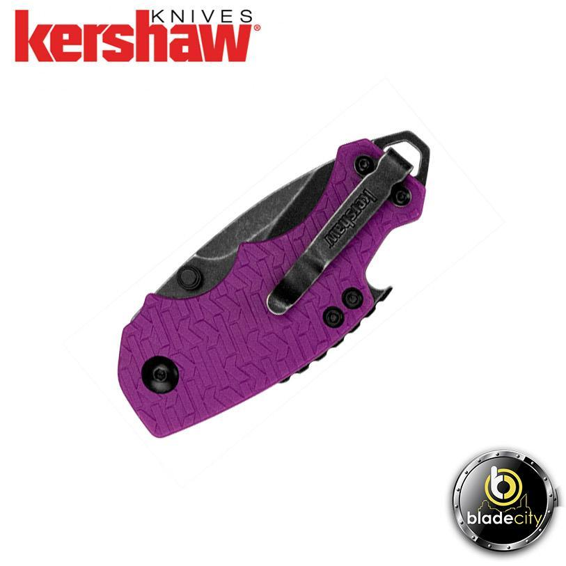 Kershaw Shuffle Multi-Function Folding Knife - Purple-Blade City