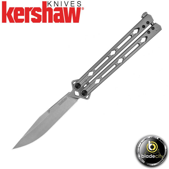 KERSHAW LUCHA BUTTERFLY KNIFE - Blade City