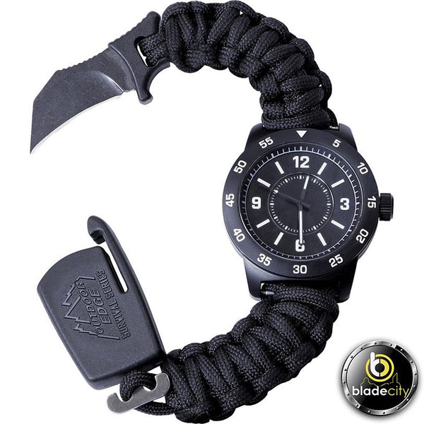 Para-Claw Paracord CQD Watch-Blade City