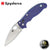 Spyderco MANIX™ 2 - Blue/Purple (Blurple) - Blade City