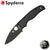 Spyderco Shaman Folding Knife - Blade City