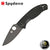 Spyderco Tenacious Folder - Black - Blade City