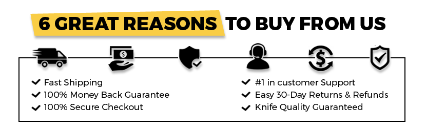 six great reasons to buy knives at blade-city.com