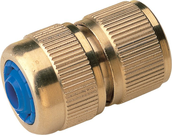 Brass Garden Hose Female Quick Release x Hozelock Connecter Coupler