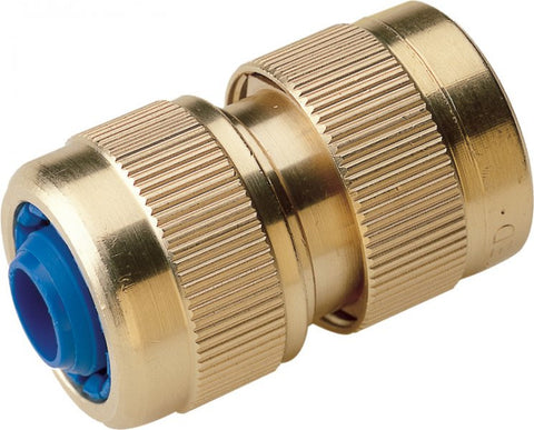 Brass High Flow Female Quick Release Coupler