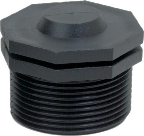 Geoline Polypropylene Male Threaded Plug
