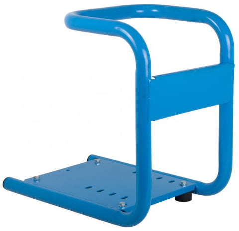 Small Blue Carry Frame
