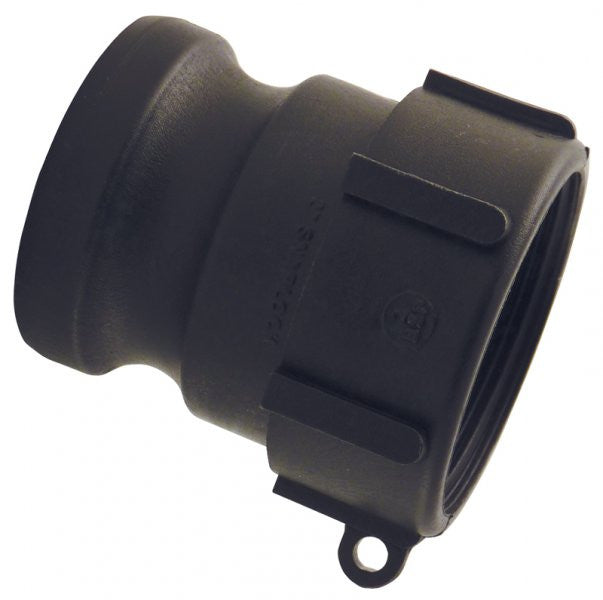 Snaplock Polypropylene Cam Lever Female Parallel Thread Adaptor