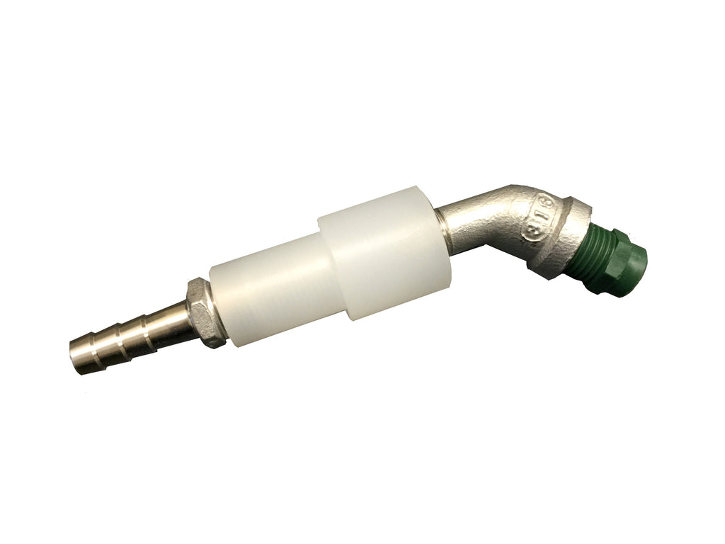 Gardiner Water Fed Pole Application Nozzle Gardiner Push Fit Type