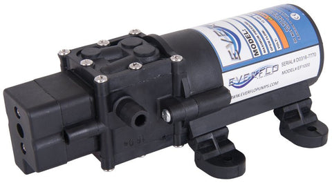Everflo EF1000 Demand Pump - 12V Up to 2.8 Bar @ 3.8 Lpm