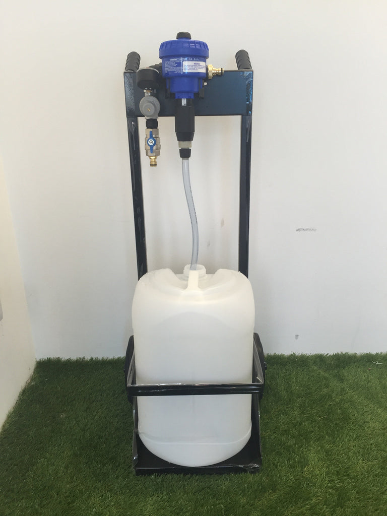 Dosatron Biocide Only Compact SoftWash HydroMix Chemical Injection Unit