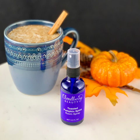 Toasted Pumpkin Spice Room Spray