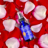 Refreshing Rose Face Mist - Botanical Facial Spray for All Day Hydration