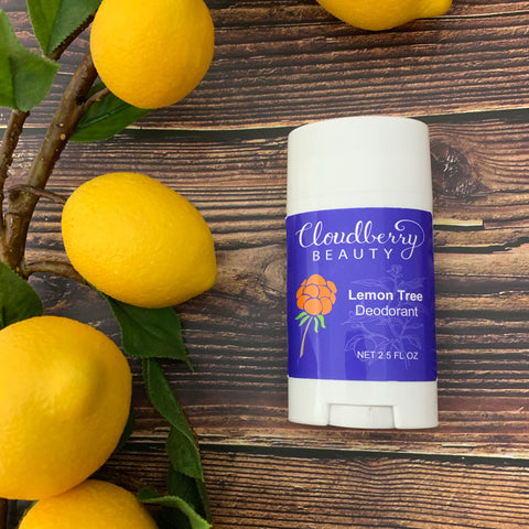 Lemon Tree Deodorant