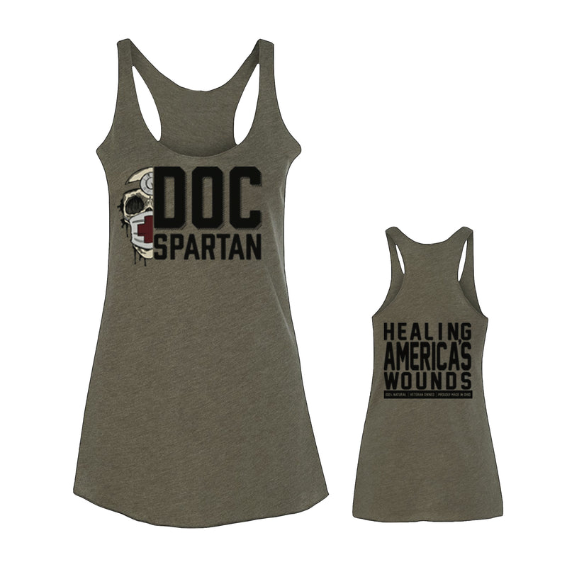 Tank Doc Spartan Ladies