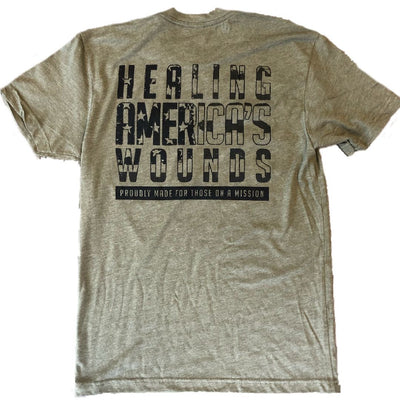 Doc Spartan America's Wounds Tee