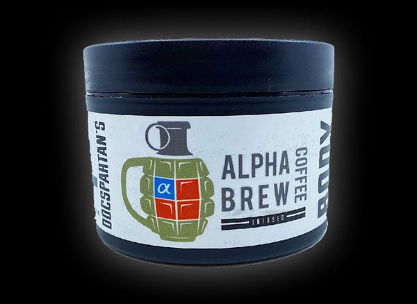 Alpha Brew Coffee Scrub