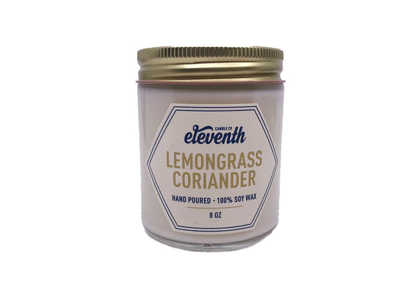 Candle - Lemongrass Coriander