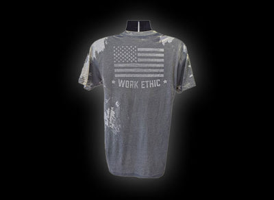 American Work Ethic Sweat Activated Tee
