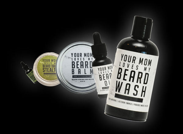 Beard Care Supply Drop