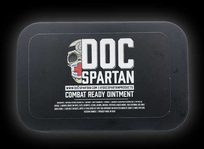 Combat Ready Ointment - Big Tin