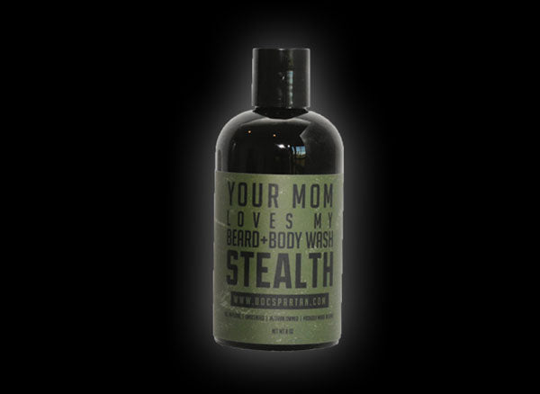 Your Mom Loves My Beard & Body Wash - Stealth Unscented