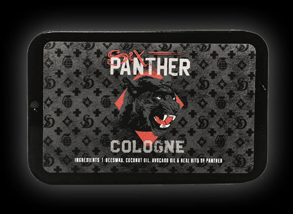 Sex Panther - Solid Cologne