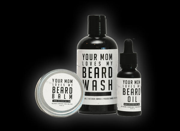 Your Mom Loves My Beard Bundle