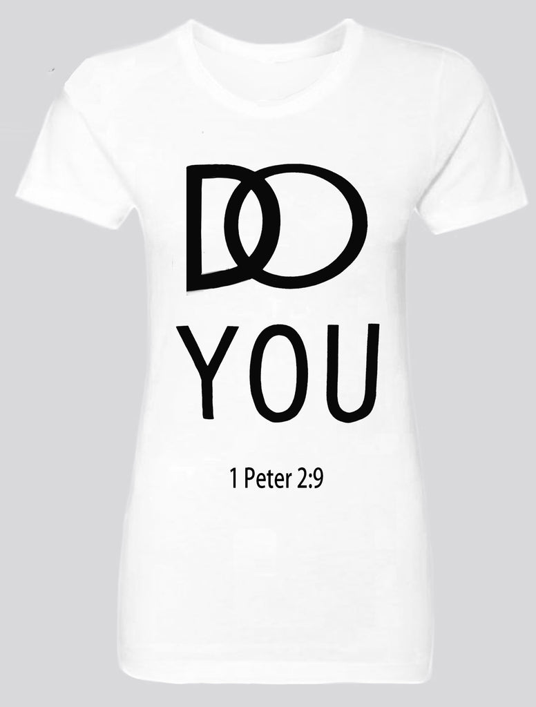 DO YOU  (white/black)
