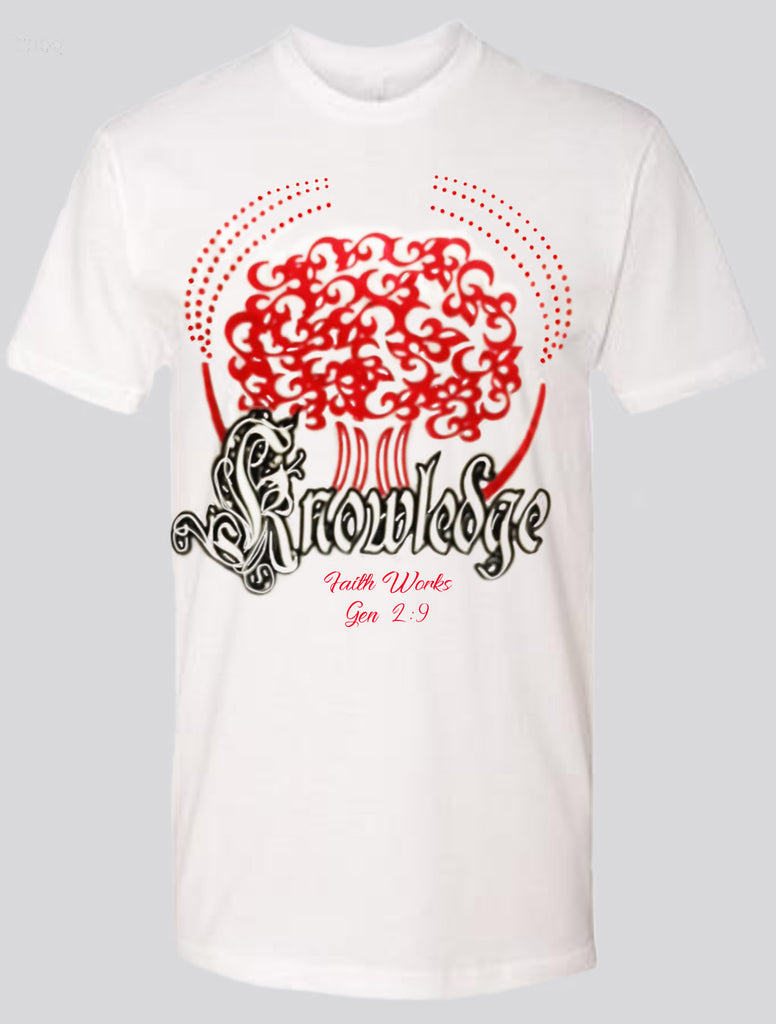 Tree of Knowledge  (white/red)