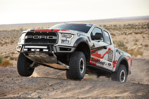 Foutz Motorsports chosen to race the all new 2017 Ford Raptor