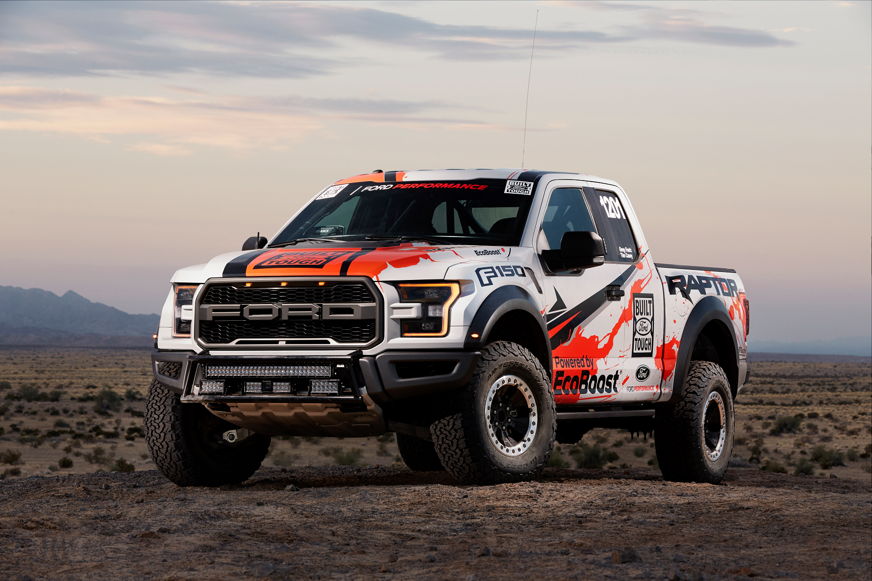 Off-Road Racing Championship Raptor