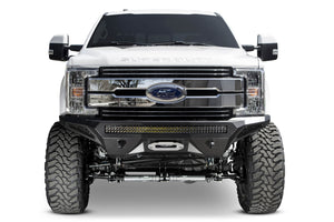 2017 - UP FORD SUPER DUTY STEALTH FIGHTER WINCH FRONT BUMPER