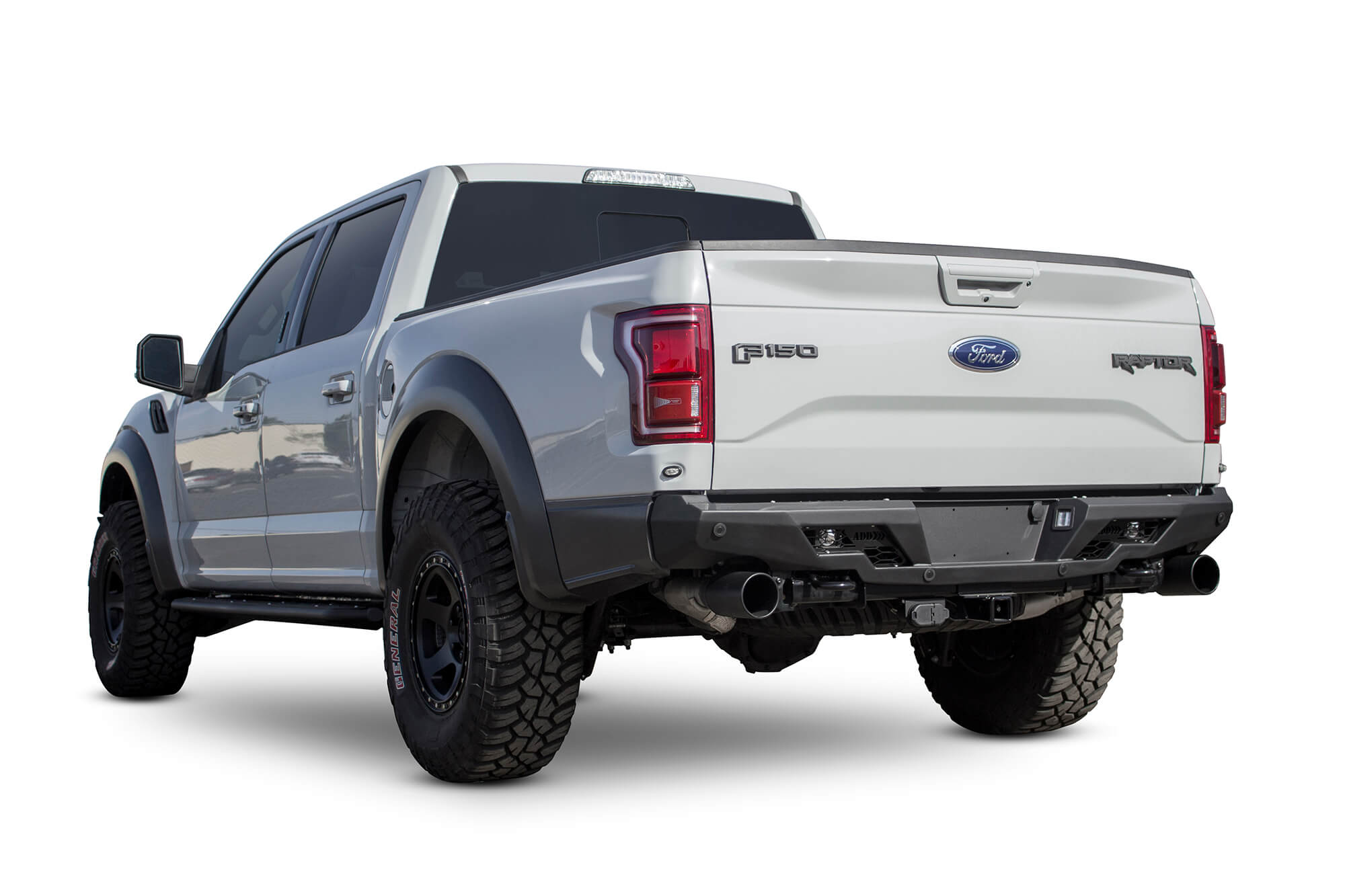 2017-2018 FORD RAPTOR STEALTH FIGHTER REAR BUMPER