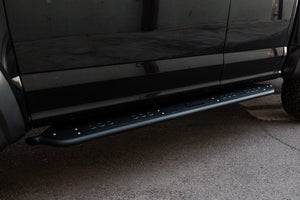 FORD F-SERIES ROCK SLIDER SIDE STEPS (2 DR)