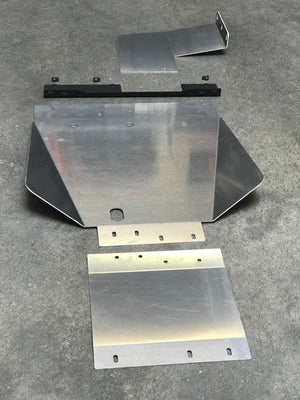 2021 Ram TRX Skid Plate kit - Under body kit