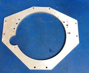Ford 3.5 L Ecoboost to Turbo 400/350 Adapter Plate