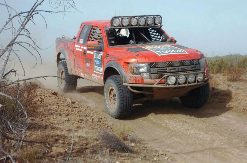 Off-Road Race Truck Rentals