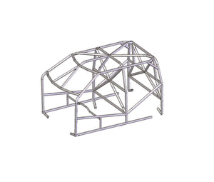 Ford Raptor Crew Cab Roll Cage Kit