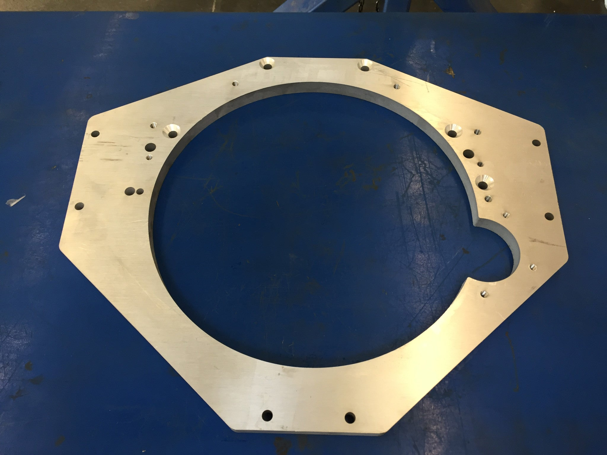 Ford Small Block V8 to Turbo 400 Adapter