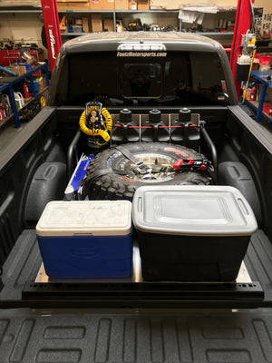 2017 - 2021 Ford Raptor & F150 Modular Bed Organizer