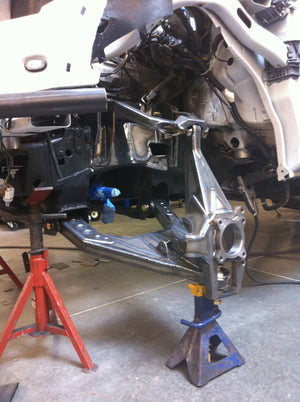 Raptor Long Travel Front Suspension Kit
